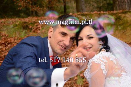 wideofilmowanie Jasło, Krosno, Gorlice, fotografia ślubna MAGFILM - Jasło - podkarpackie