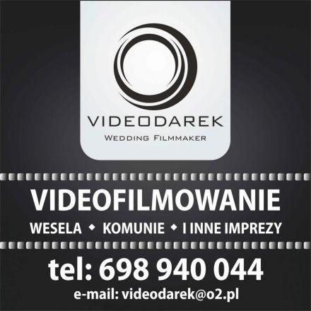 Videodarek - filmowiec ślubny, kamerzysta na wesele Śląsk Zawiercie, Myszków  -  Zawiercie  -  śląskie